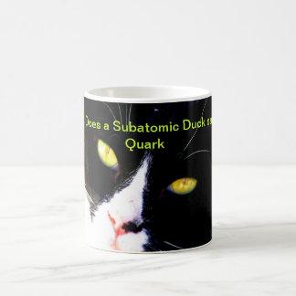 Science and Cat humor V Coffee Mug