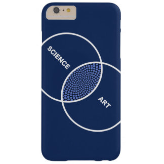 Science / Art Venn Diagram Barely There iPhone 6 Plus Case