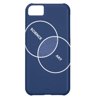 Science / Art Venn Diagram Cover For iPhone 5C