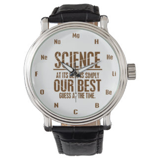Science at Its Best Watch