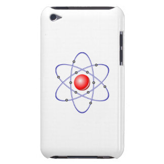 Science Atom Diagram Barely There iPod Covers