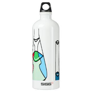 Science Beakers Test Tubes Solutions STEM SIGG Traveler 1.0L Water Bottle