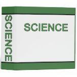 Science Binder by David M. Bandler
