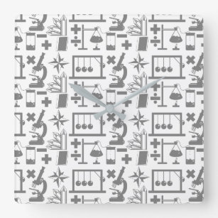 Math Wall Clocks Zazzle