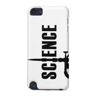 Science Bunsen Burner iPod Touch Case (dark)