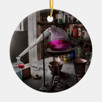 Science - Chemist - Chemistry for Medicine  Christmas Tree Ornaments