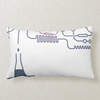Science Chemistry Pillow