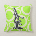 Science Chic - Microscope Pillow