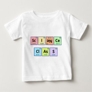 Science Class Baby T-Shirt