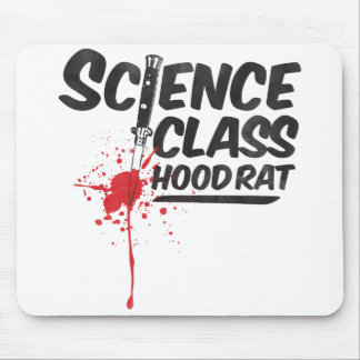 Science Class Hood Rat 2 Mouse Pad