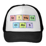 Science Class Mesh Hats