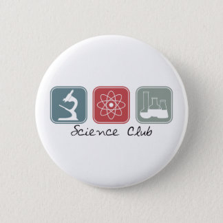 Science Club (Squares) Button