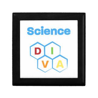 Science Diva Jewelry Box
