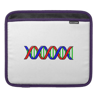 Science DNA Strand Sleeve For iPads