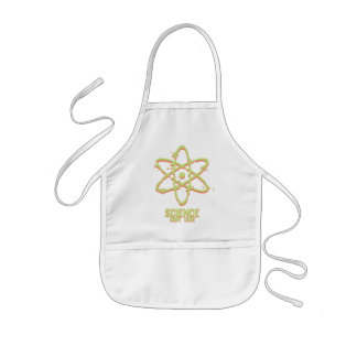 Science Don't Care Kids' Apron