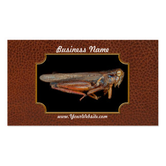 Science - Entomology - The specimin Business Card