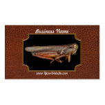 Science - Entomology - The specimin Business Cards