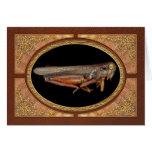 Science - Entomology - The specimin Card