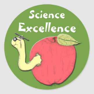 Science Excellence Sticker