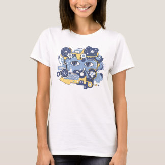 Science Face t-shirt
