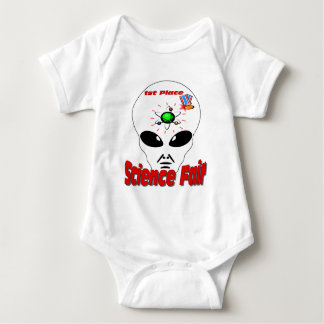 Science Fair Baby Bodysuit
