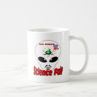 Science Fair Classic White Coffee Mug