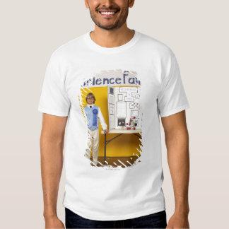 Science fair winner tee shirt