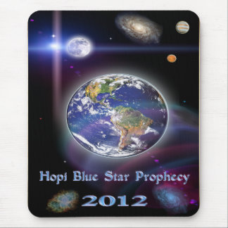 science fiction 2012 hopi prophecy mouse pad