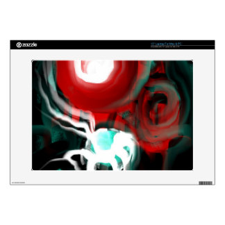 Science Fiction Abstract Laptop Decals