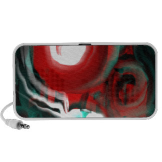 Science Fiction Abstract Speakers