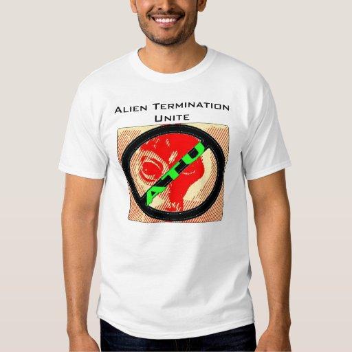 Science Fiction Alien T-Shirt