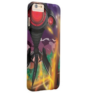 Science Fiction Alien Tripod Attack! Barely There iPhone 6 Plus Case