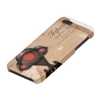 Science Fiction Alien Tripod Attack! Case For iPhone SE/5/5s