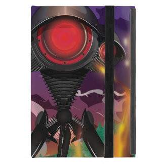 Science Fiction Alien Tripod Attack! iPad Mini Cover