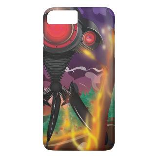 Science Fiction Alien Tripod Attack! iPhone 7 Plus Case
