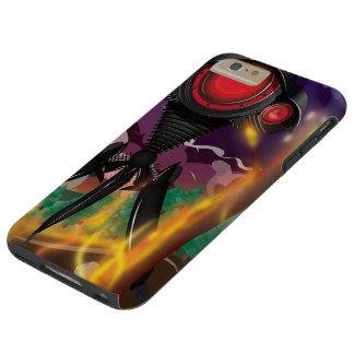 Science Fiction Alien Tripod Attack! Tough iPhone 6 Plus Case