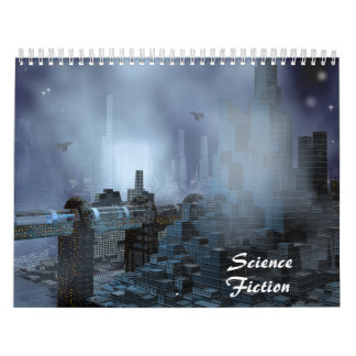 Science Fiction calendar