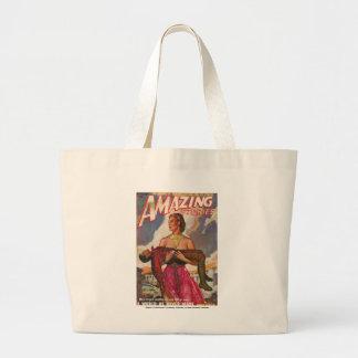 Science Fiction Collection Canvas Bag