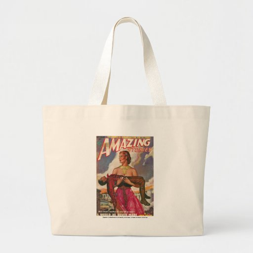 Science Fiction Collection Canvas Bag