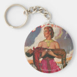 Science Fiction Collection Key Chain