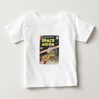 Science Fiction Comic  1 Baby T-Shirt
