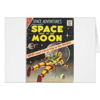 Science Fiction Comic  1 Card