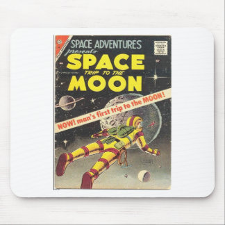 Science Fiction Comic  1 Mouse Pad
