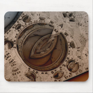 Science Fiction compass - compass Mouse Pad