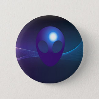 science fiction pinback button