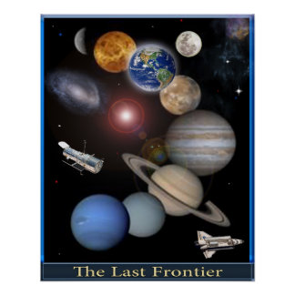 science fiction poster