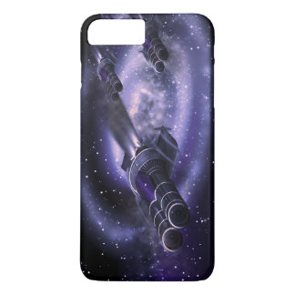 Science Fiction Spaceships iPhone 7 Plus Case