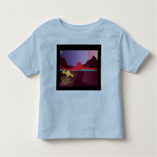 Science Fiction Toddler Shirt
