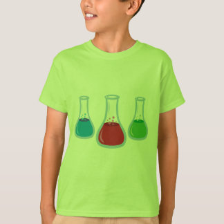 Science Flasks T-Shirt