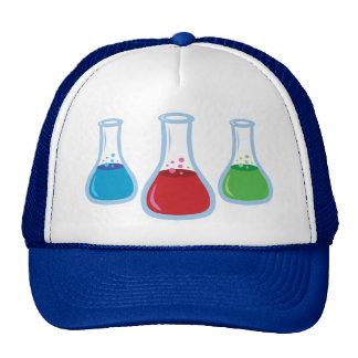 Science Flasks Trucker Hat